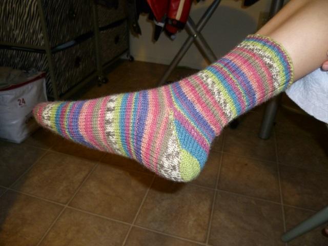 Trin socks1