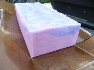 Mermaid soap 1
